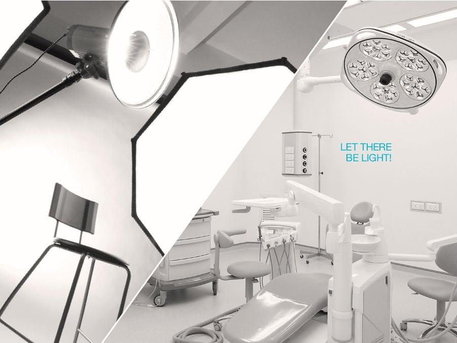 Υπερσύγχρονο τεχνολογικά τμήμα οδοντικών εμφυτευμάτων.